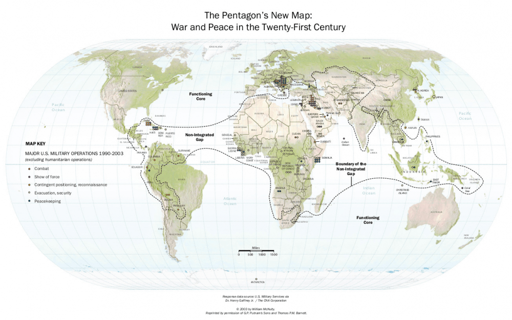 Balcanizacion del mundo